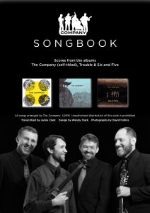The Company Songbook Cover